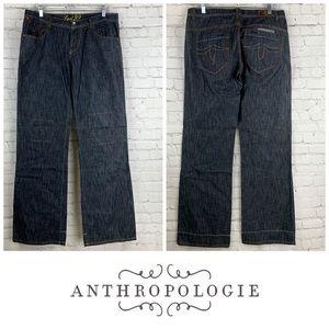 Anthropologie Level 99 Wide Leg Jeans 👖